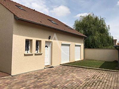 MAISON  3 PIECES CRECY 78.11 m²